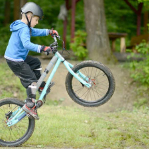Camp - Initiation ou perfectionnement au VTT