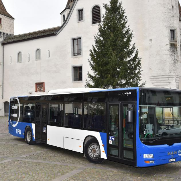 TPN -  Nyon Public Transport