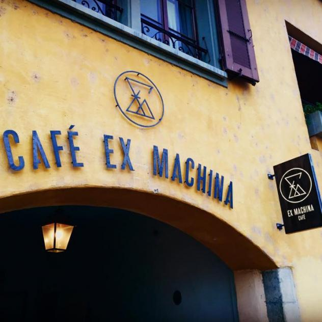Café Ex Machina - Nyon