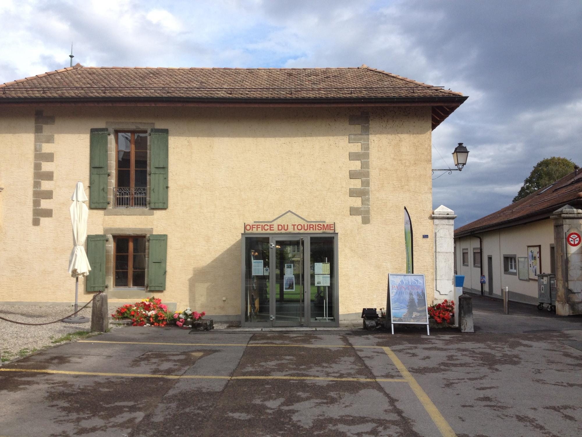 Office du Tourisme de Rolle