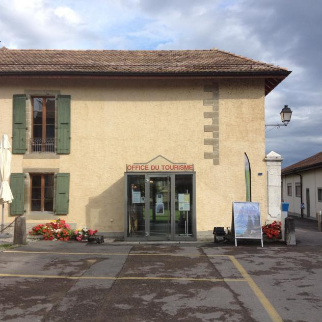 Tourist Office Rolle