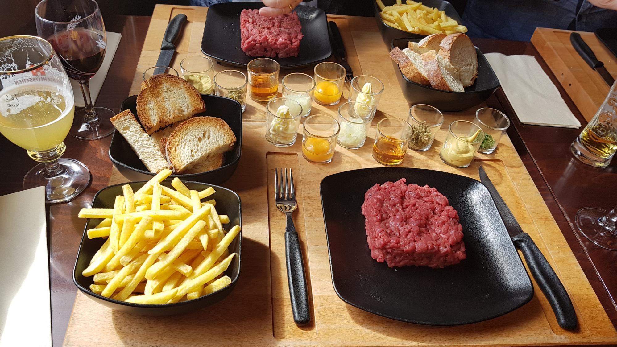 Restaurant Cheese N Beef Maison De Ville Gautier Maitre