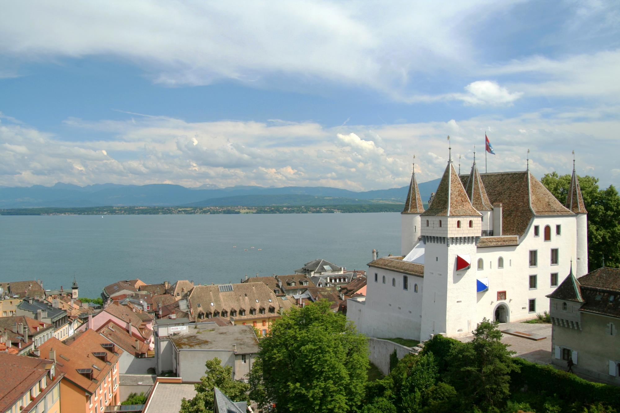 Castle of Nyon