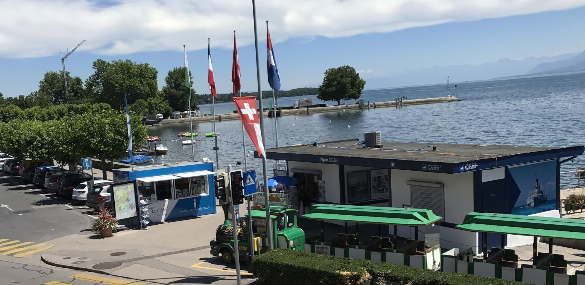Tourist office pavillon nyon la c te region tourist office - Office du tourisme morges ...