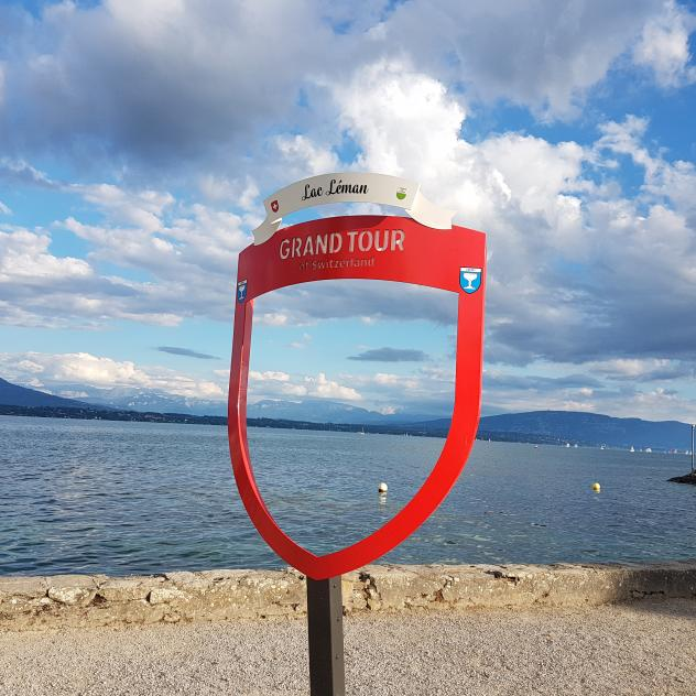 Photo- Spot Grand Tour de Suisse, Coppet