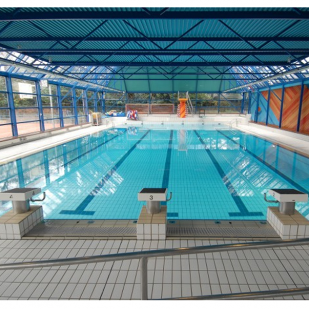 Piscine couverte le Rocher