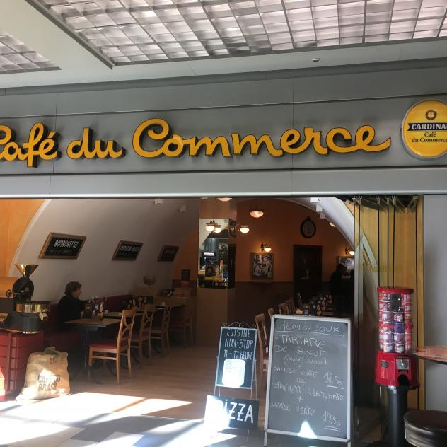 Café du Commerce Le Pointu - Nyon