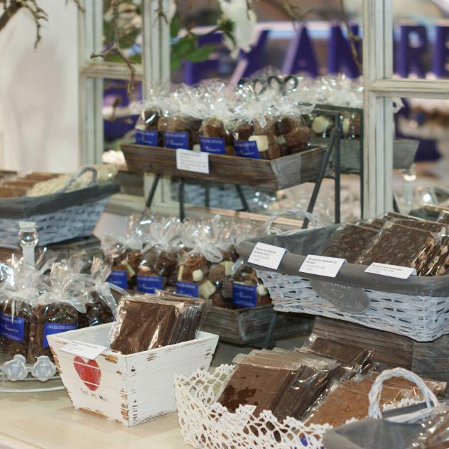 Artisanal chocolate factory of Alexandre