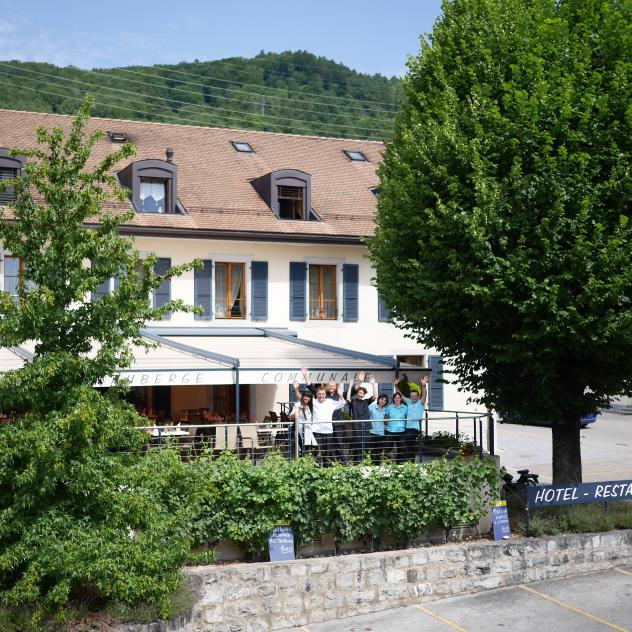 Auberge de Gilly