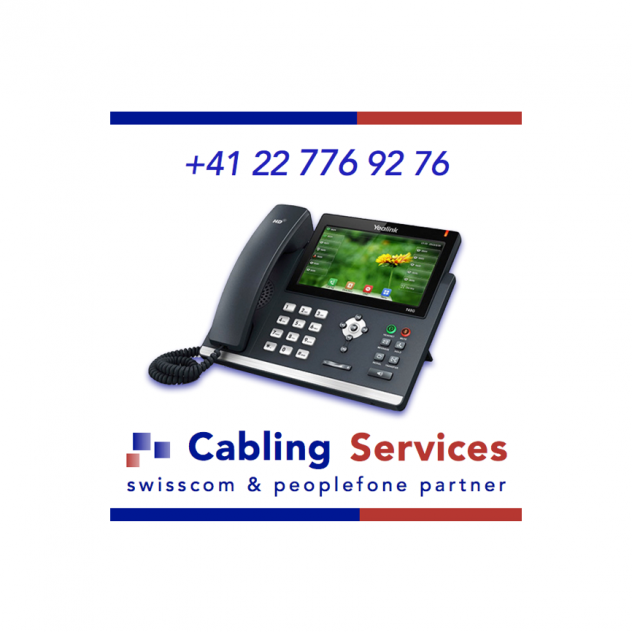 Cabling Services - Founex