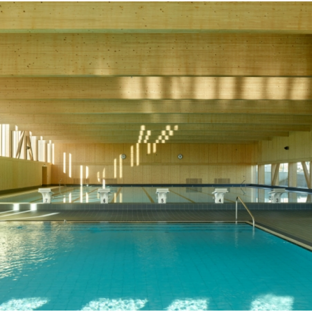 Indoor Swimming Pool Cossy - Nyon