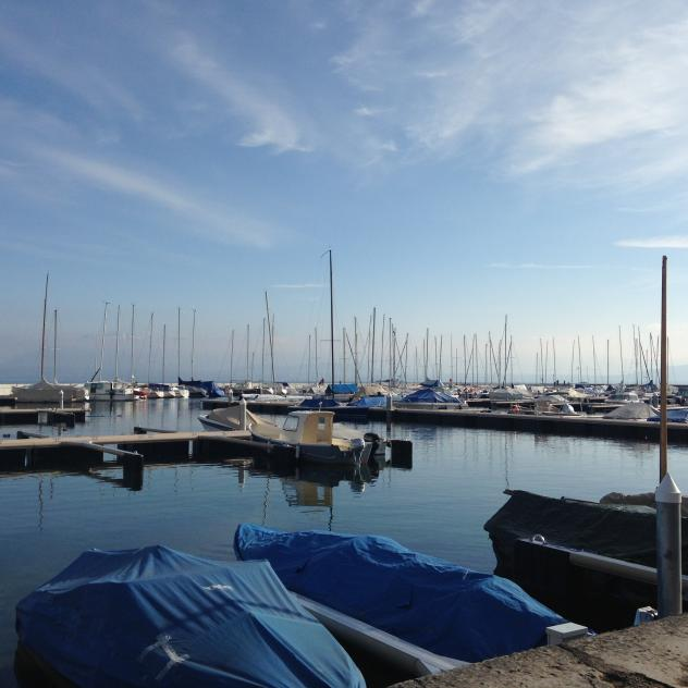 The West Port of Rolle - Marina