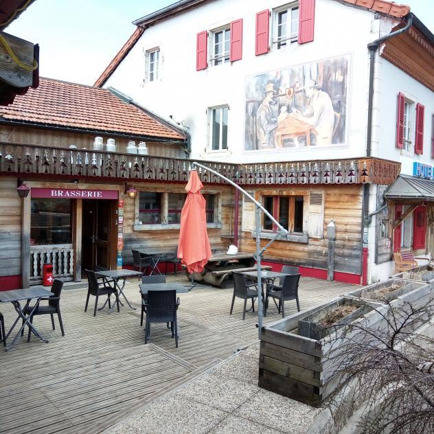 Hôtel Arbez Franco Suisse