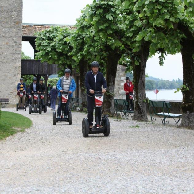Segway Tour in the vineyards