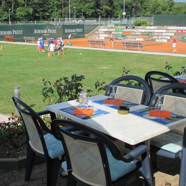 Tennis Club Restaurant - Nyon