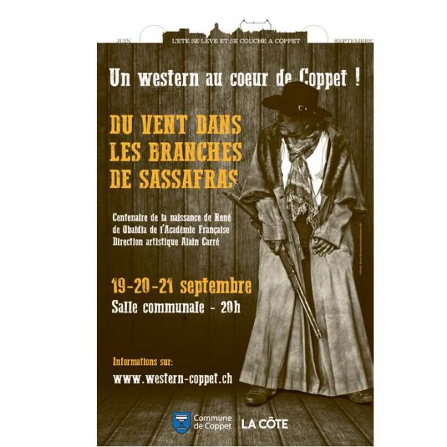 Coppet Festival - A western in the heart of Coppet!