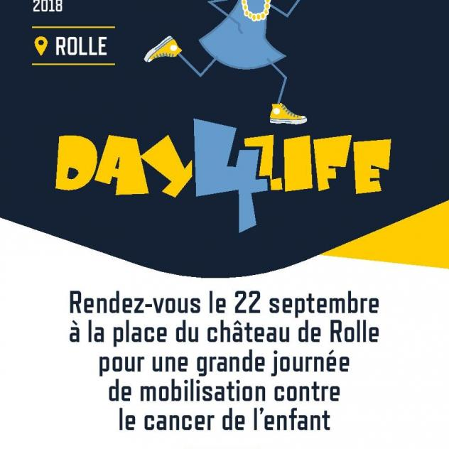 Day4 Life, Zoé for life