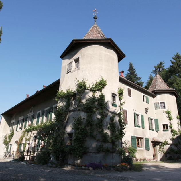 "Bed and breakfast *** ""Domaine de Bois-Bougy"""