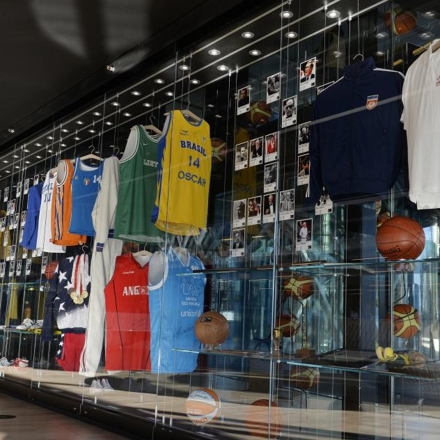 The House of Basketball - Museum
