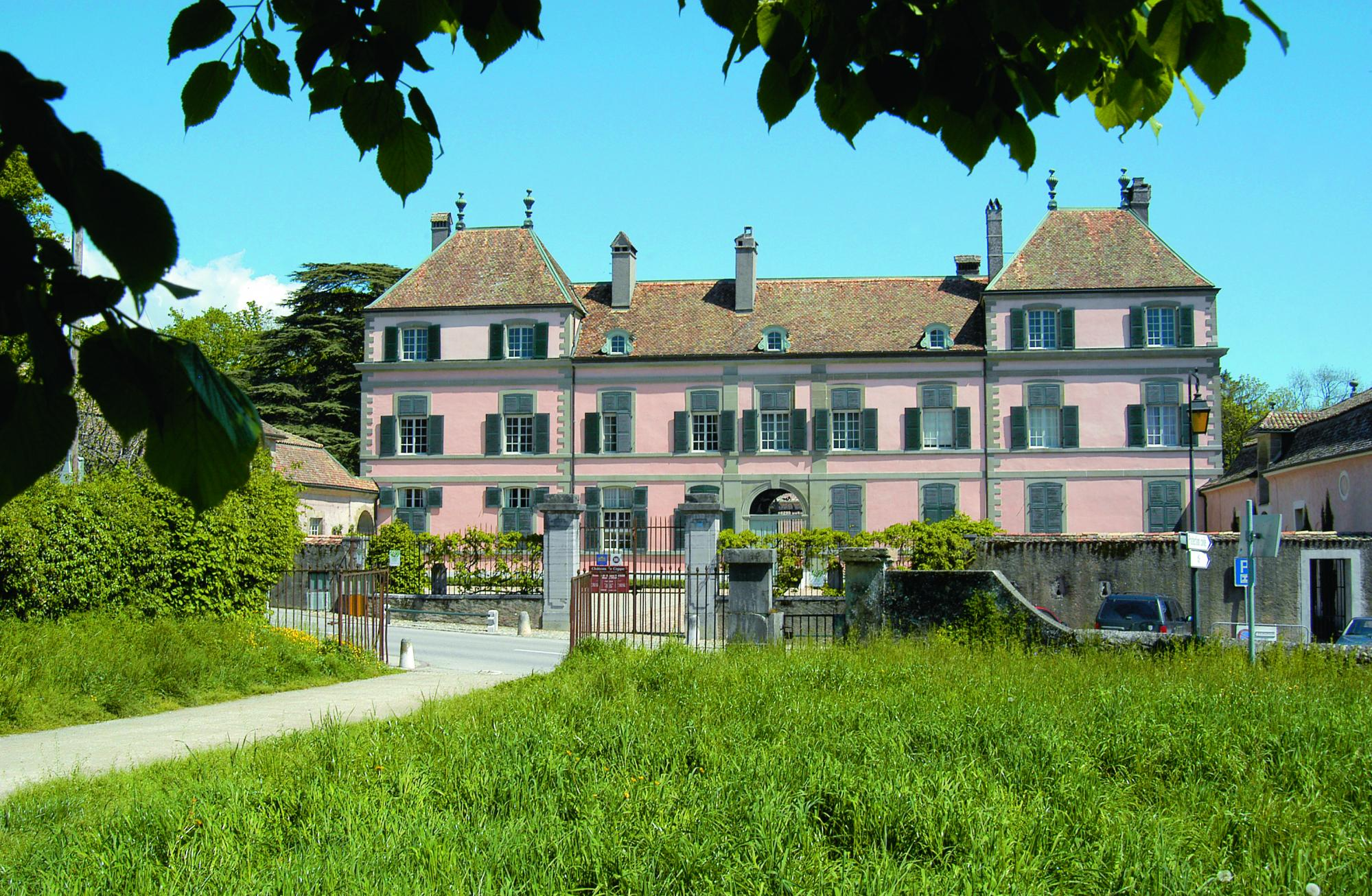 Coppet Castle