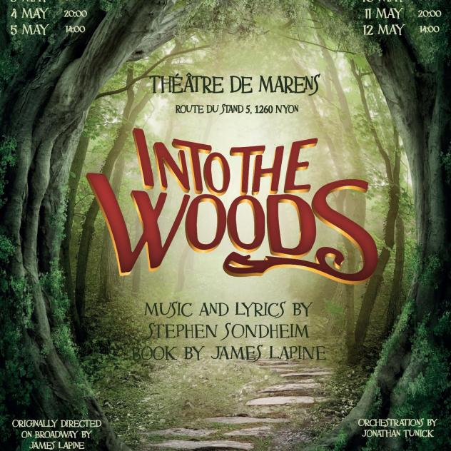 Comédie musicale - Into The Woods - GAOS