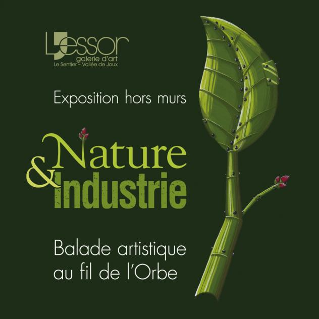 Exposition hors murs - Nature & Industrie