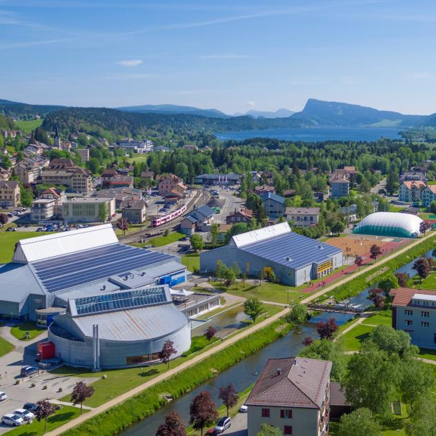 Vallée de Joux Sports Center
