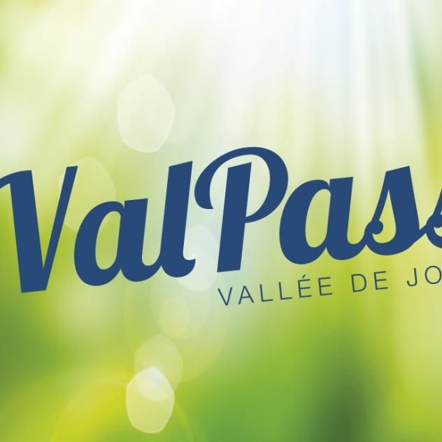 Carte d'hôte ValPass