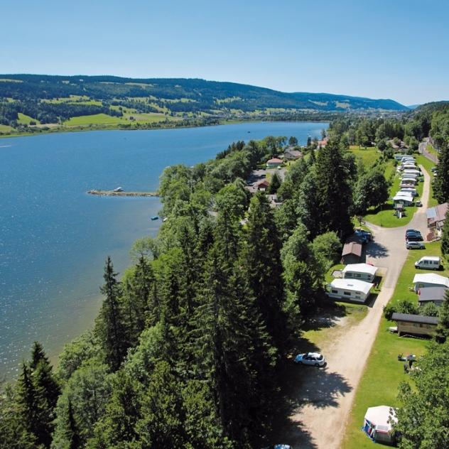 Lac de Joux Campground