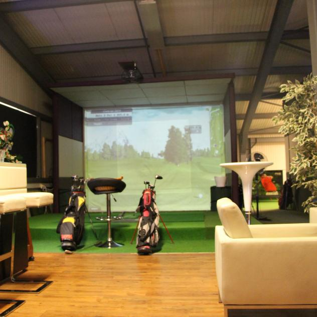 Indoor-Golf  La Vallée