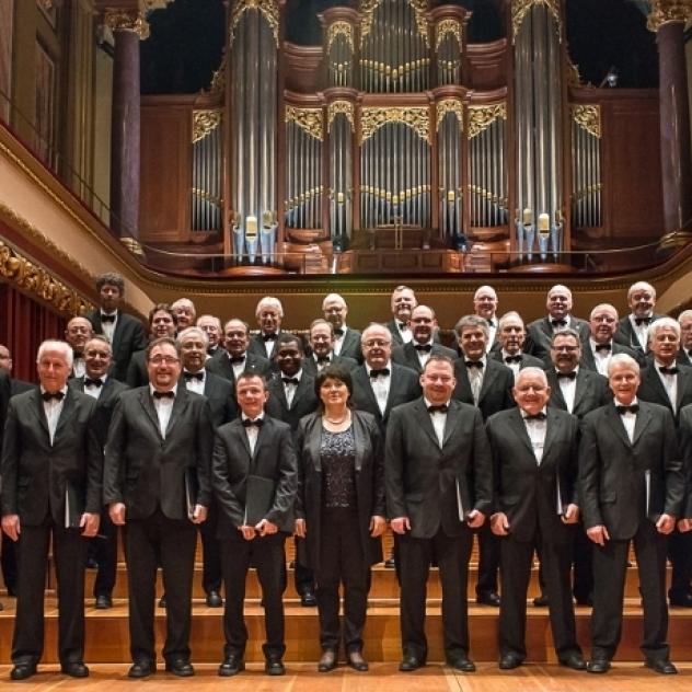 Concert De La Chorale Du Brassus Et Geneva Brass Quintet