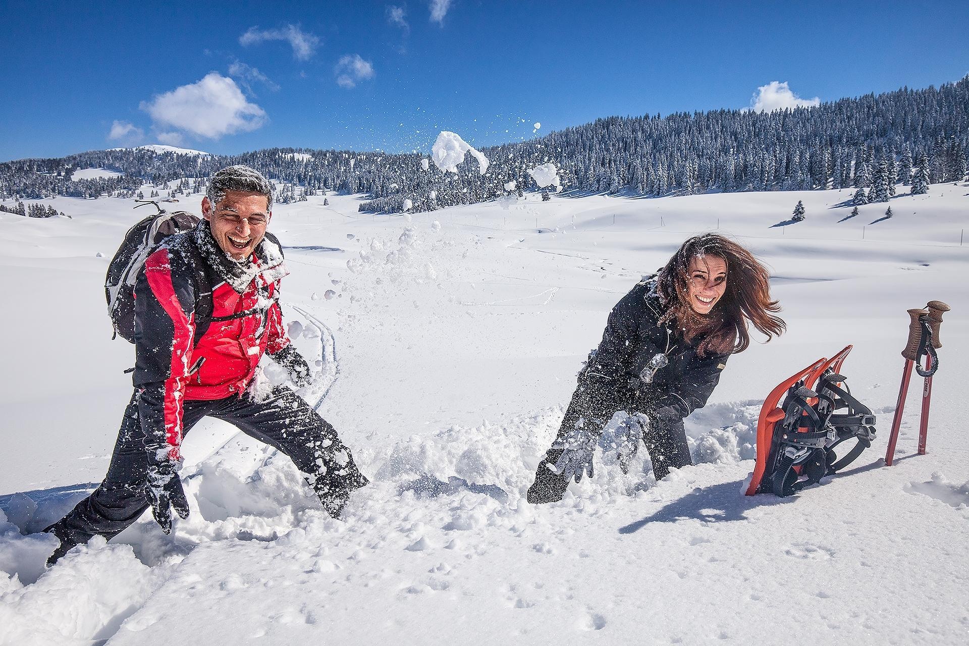 de hivernaleamp; Luge Vallée JouxSuisse RaquettesRandonnée SUpzMV