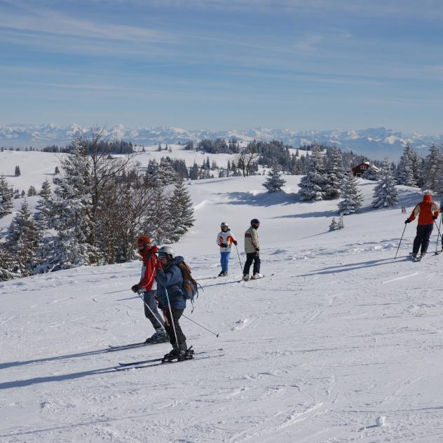 Vallée de Joux and Vaulion ski lifts