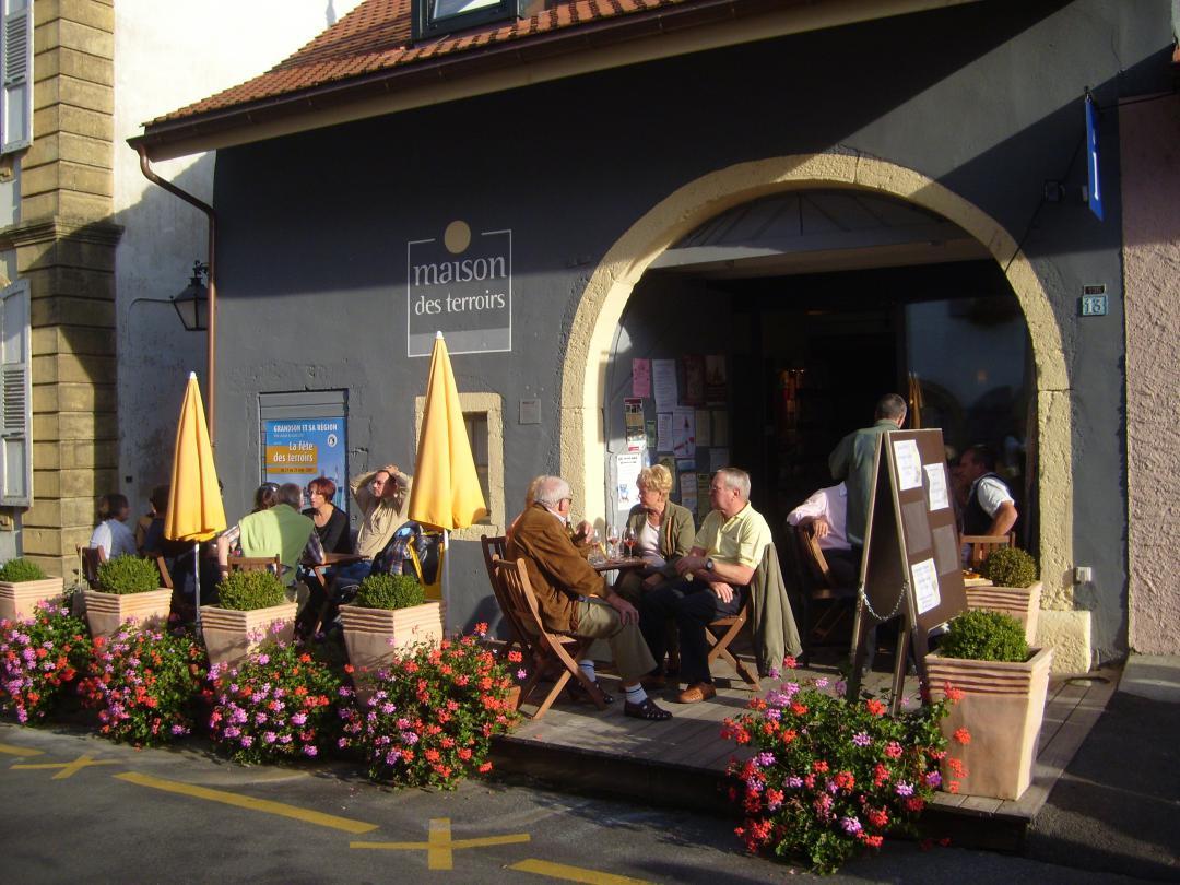 Office du tourisme de grandson yverdon les bains region jura lac suisse - Lucerne office du tourisme ...