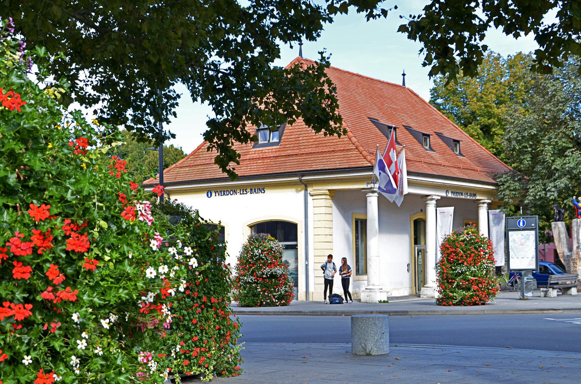 Office du tourisme d 39 yverdon les bains - Office de tourisme luxeuil les bains ...