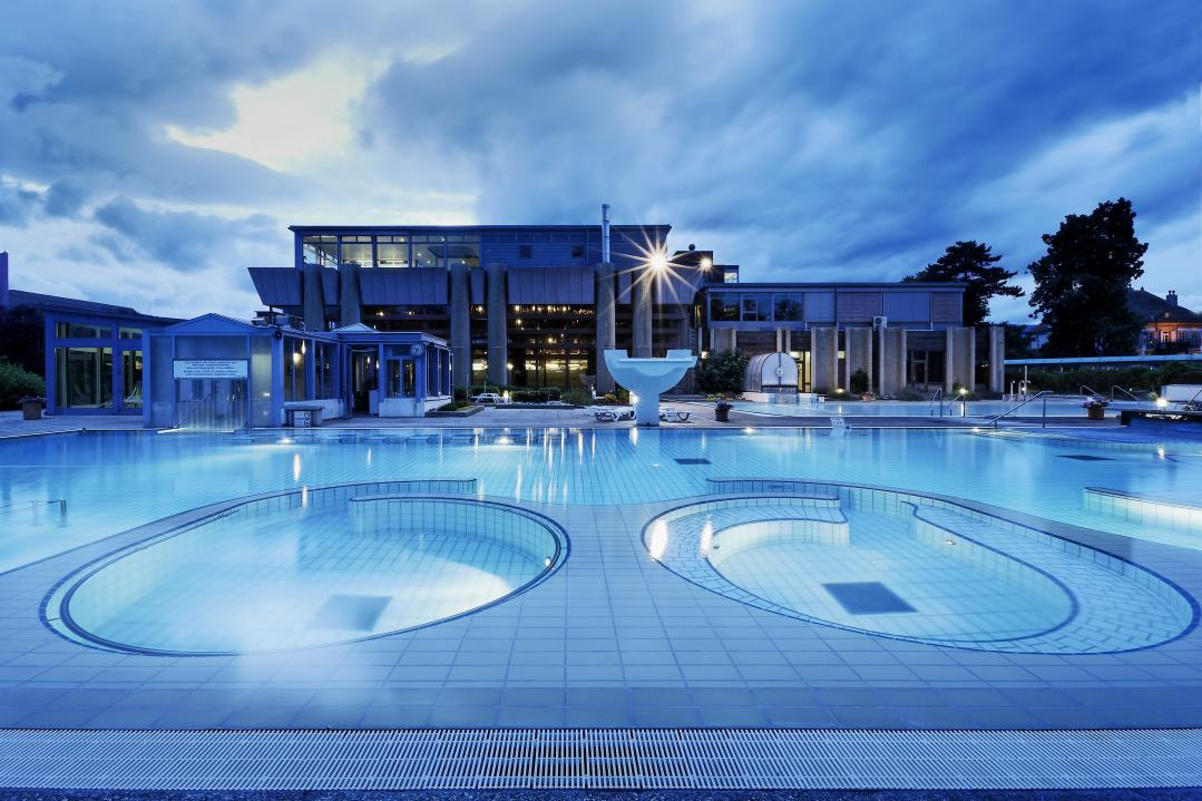Centre thermal d yverdon les bains yverdon les bains region jura