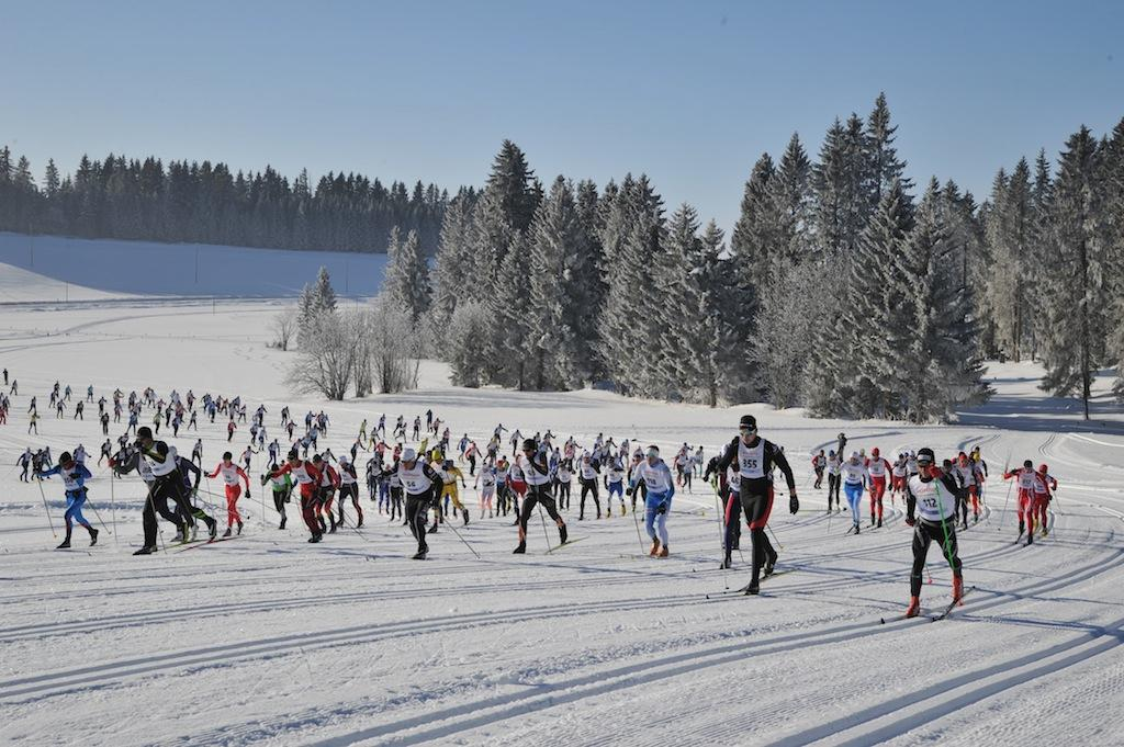 MARA, open cross-country skiing