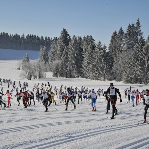 48th MARA, open cross-country skiing