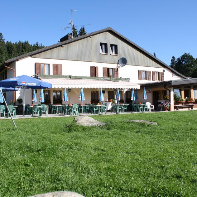 The Café-Restaurant des Cluds