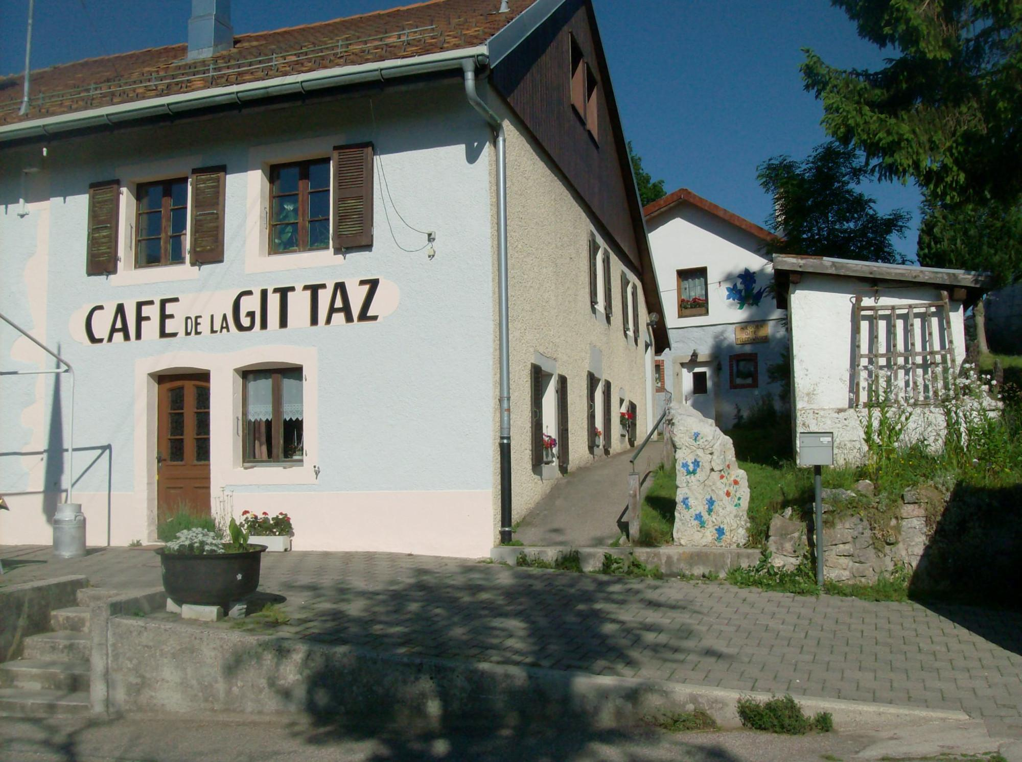 Caf restaurant de la gittaz yverdon les bains region for Bains les bains restaurant