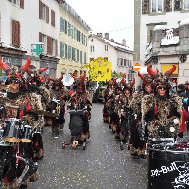 The Carnival of Sainte-Croix