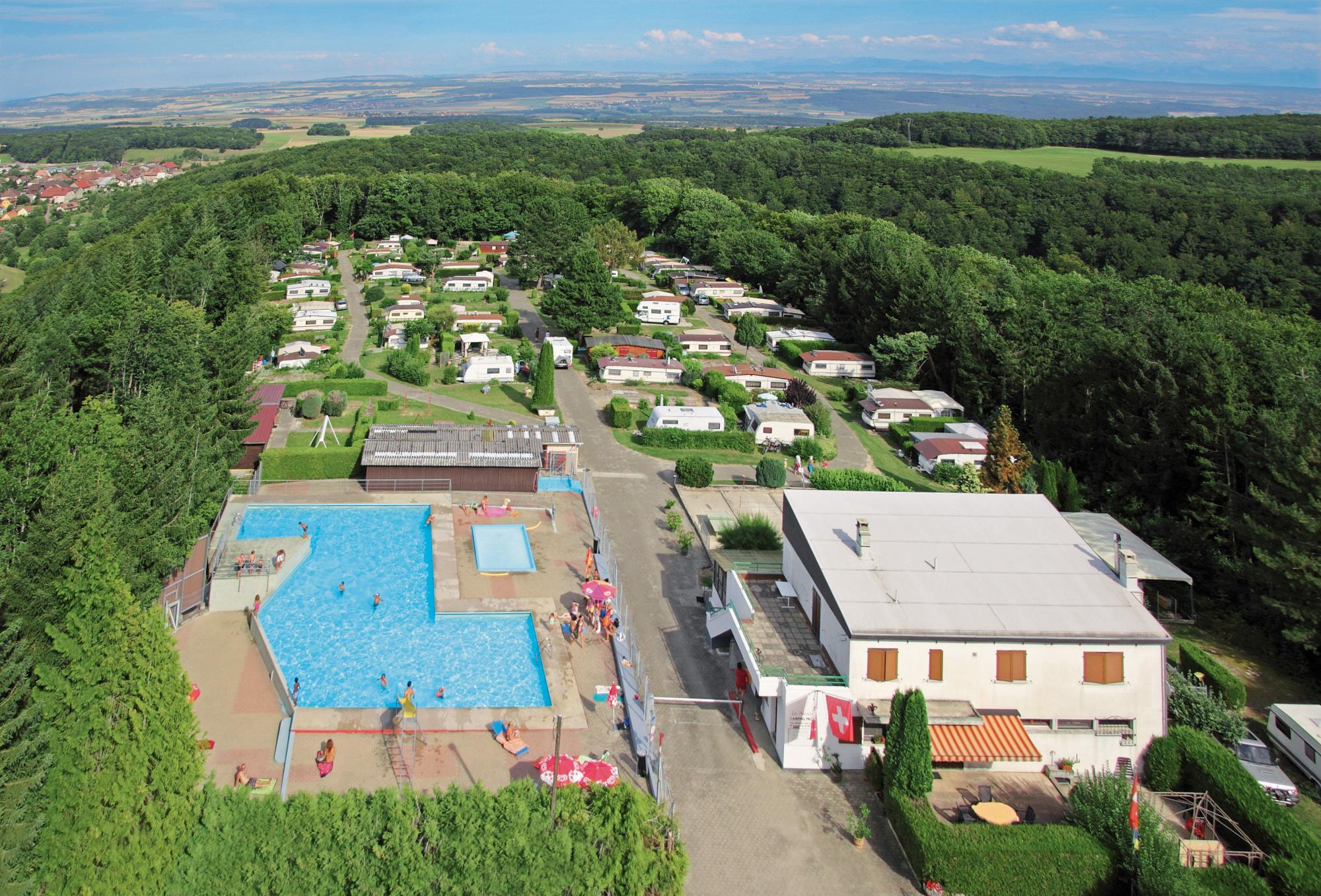 Le camping le nozon yverdon les bains region jura lac for Location yverdon suisse