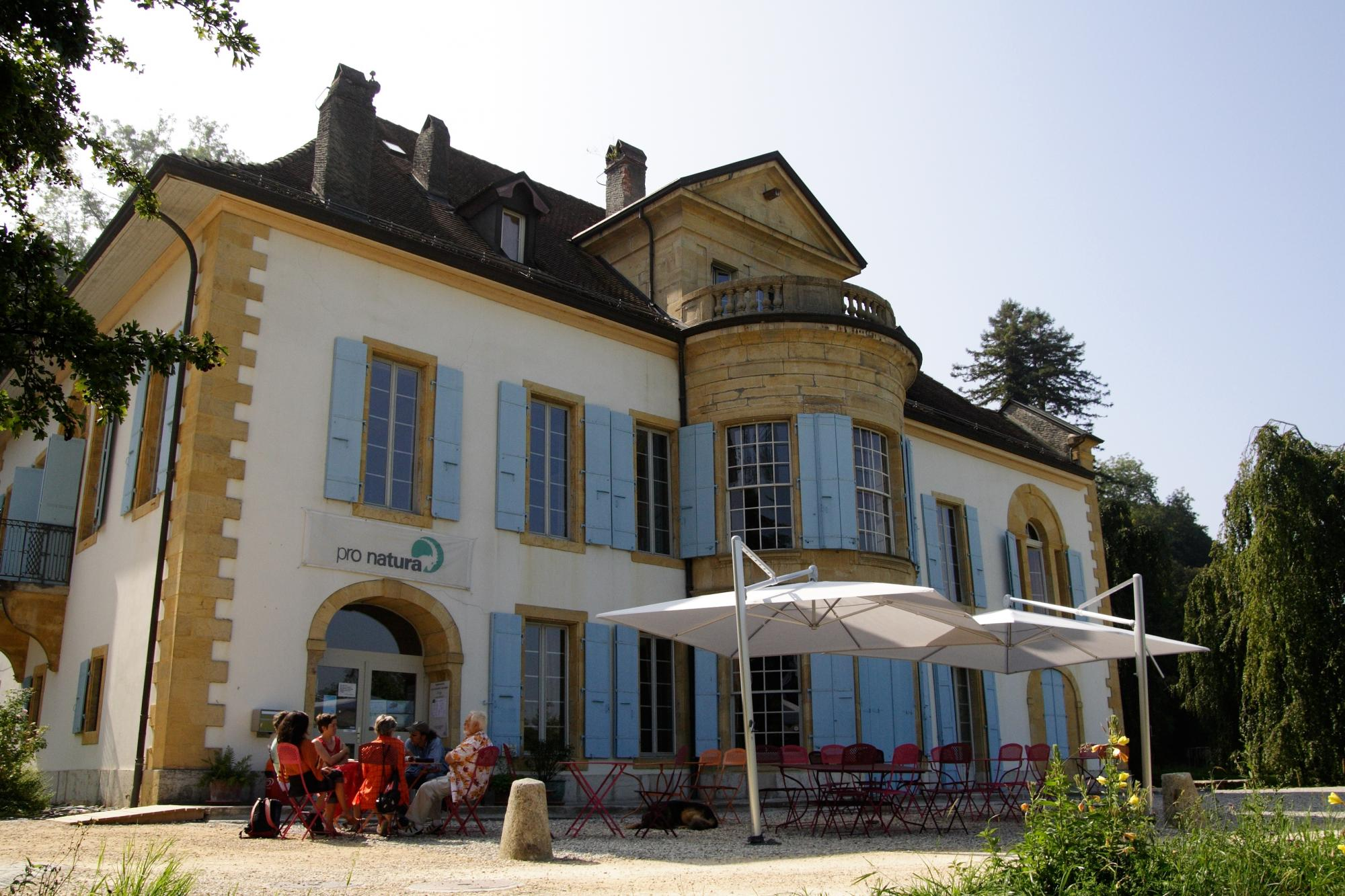 Chateau de Champ-Pittet