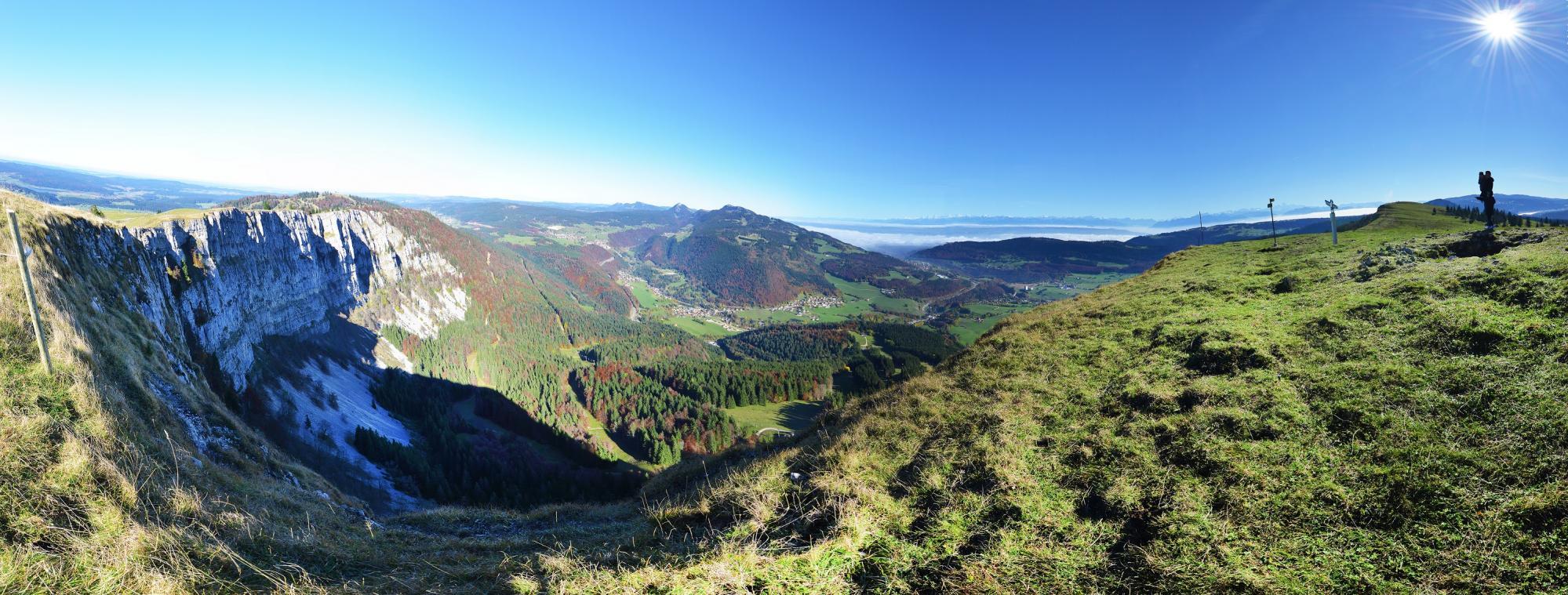Les plus belles randonn es yverdon les bains region jura lac suisse - Mont d or preparation ...