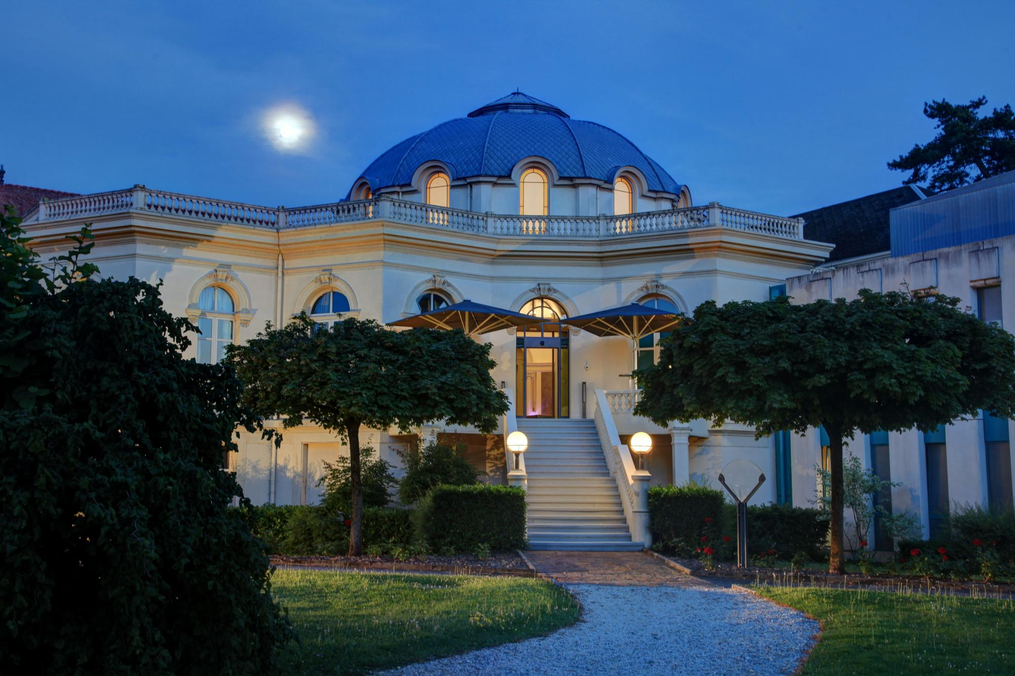 Grand Hotel Des Bain Of Grand Hotel Des Bains Yverdon Les Bains Region Jura Lac
