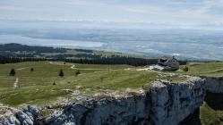 The Chasseron (1607m)