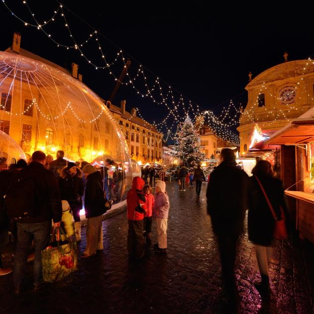 Christmas markets in Yverdon-les-Bains Region