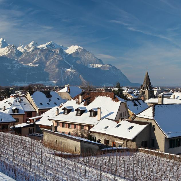 Old Aigle Town