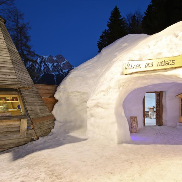 Snow Village, Leysin
