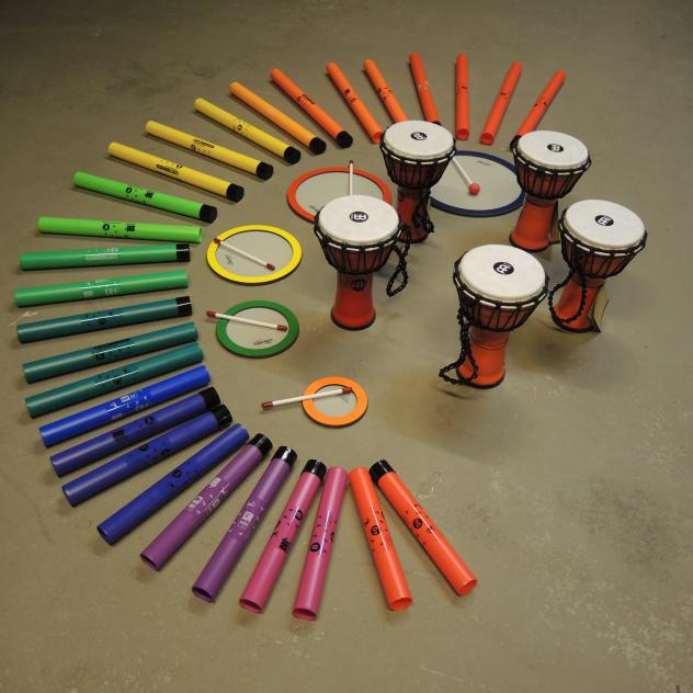 Atelier de percussion mélodique